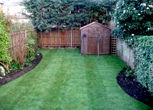 Bedding and Turfing