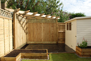 Shed and Garden Building Service in Kingston