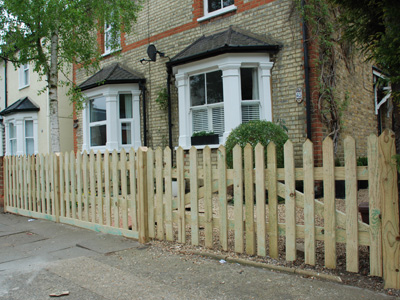 Fencing Service in Kingston